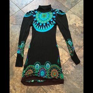 Custo of Barcelona designer dress